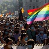 Pride Orgull LGTBI Barcelona 2020 EFE