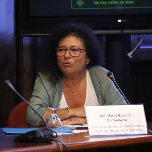 Mercè Barceló catedràtica Dret UAB   ACN