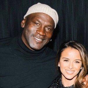 Michael Jordan parella dona Yvette Prieto @jumpman23
