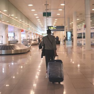aeroport prat viatge turisme - acn