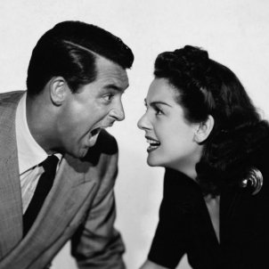 Grant Cary His Girl Friday