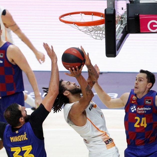 Barca Baskonia basquet EFE