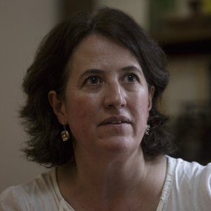 Elisenda Paluzie ANC Retrat Entrevista - Sergi Alcazar