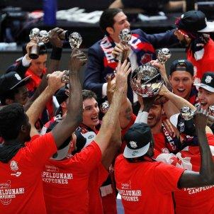 Baskonia campio ACB Barca EFE