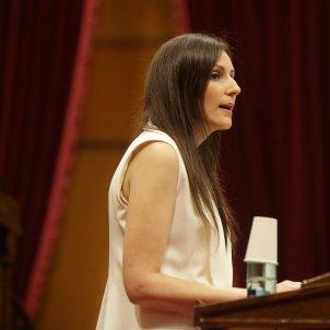 Lorena Roldan Ciutadans Oposició Ple Covid-19 coronavirus parlament - Sergi Alcàzar