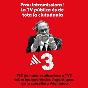 PSC torra infografia TV3