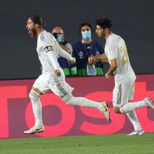 Sergio Ramos Asensio Reial Madrid Getafe EFE