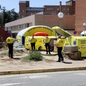 hospital arnau de vilanova lleida hospital campanya coronavirus - acn