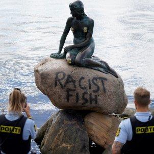 Sireneta Copenhaguen atac EFE