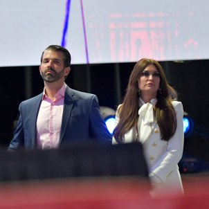 Kimberly Guilfoyle donald trump jr - europa press
