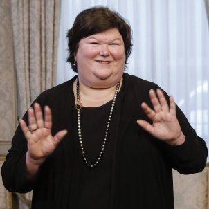 Maggie De Block belgica - europa press