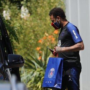 Neymar PSG mascareta EFE