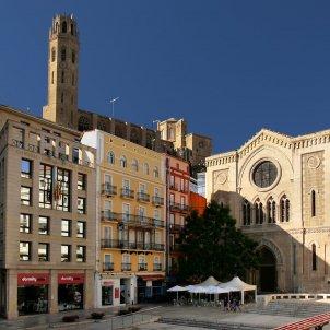 plaça Sant Joan Leida Fickr   Jorge Franganillo