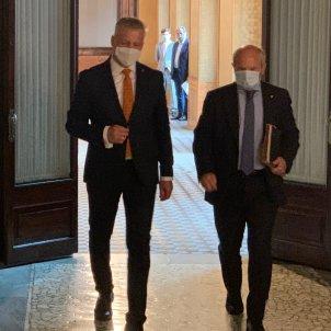 José Montilla Parlament Enagás / ML
