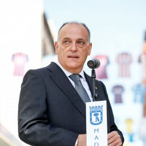 Javier Tebas La Lliga Europa Press
