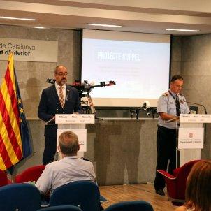 buch pere ferrer eduard sallent mossos ACN