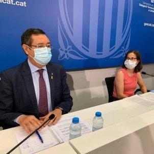 EuropaPress delegado govern lleida ramon farre gerente region sanitaria alt pirineu