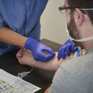 Test Coronavirus Europa Press