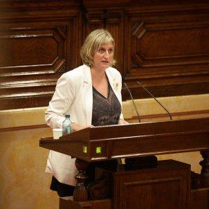 Alba Vergés - Parlament - Sergi Alcázar