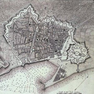 Plànol Barcelona Ciutadella