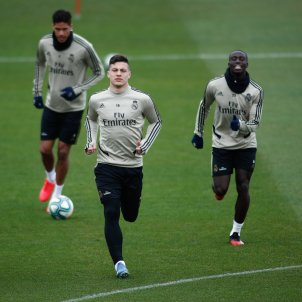 Jovic Marcelo James Reial Madrid Europa Press