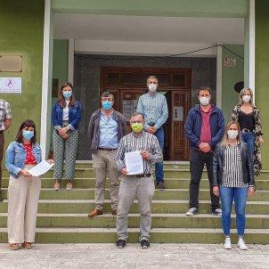 alcaldes a mariña galicia coronavirus - europa press