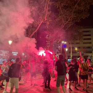 canaletes celebracio descens espanyol @elnacional