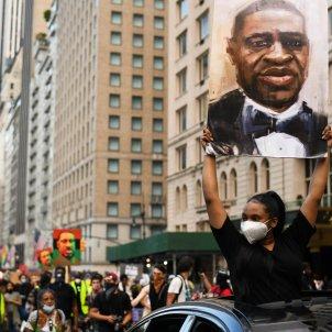 Protestes George Floyd EUA Europa Press