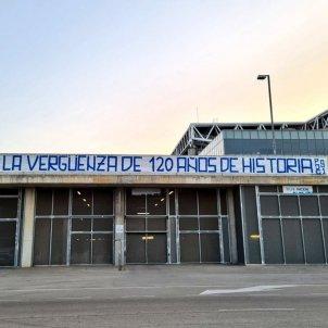 pancarta espanyol @juvenil1991
