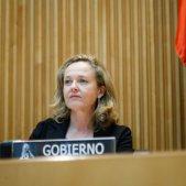 Vicepresidenta del govern español, Nadia Calviño. Foto: ACN