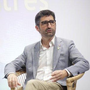 presentació llibre Jordi Puigneró - Sergi Alcàzar