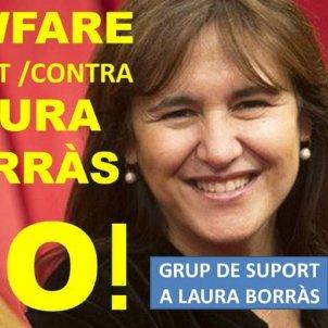 Grup de Suport Laura Borras