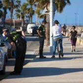 alcanar control policia coronavirus - europa press