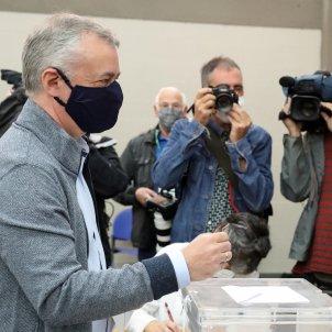 Urkullu elecciones Euskadi 2020 EFE