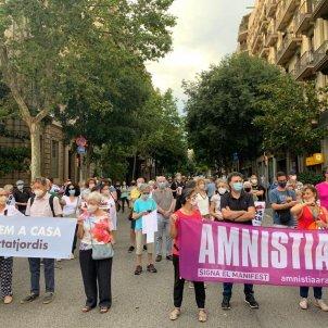 Concentració 1.000 dies Sánchez Cuixart ANC Òmnium Cultural Barcelona - Marta Lasalas