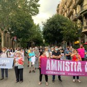 Manifestació 1.00 dies presó Jordis - Marta Lasalas