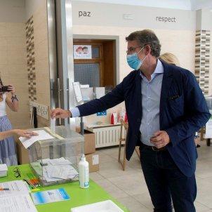 Núñez Feijóo eleccions gallegues 2020 / Efe