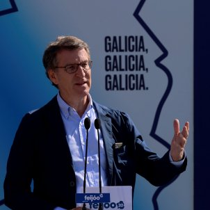feijoo galicia pp EFE