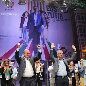 PNB eleccions basques 2020 celebració Seu