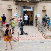 Lleida confinament urgències EFE