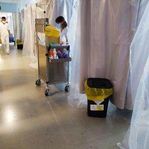 hospital de figueres coronavirus - ACN