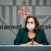 EuropaPress 3233932 alcaldesa ada colau ofrece rueda prensa informar situacion coronavirus