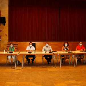 Alcaldes Baix Segrià - ACN