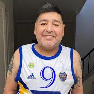 Diego Armando Maradona mes prim