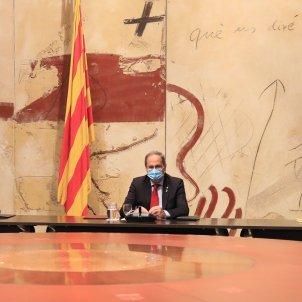 consell executiu coronavirus / Jordi Bedmar
