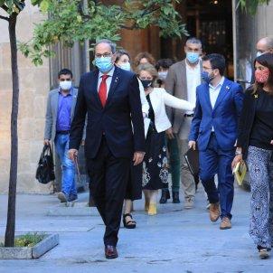 consell executiu torra decret llei confinament lleida - Jordi Bedmar