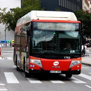 Bus barcelona estació Sants ACN