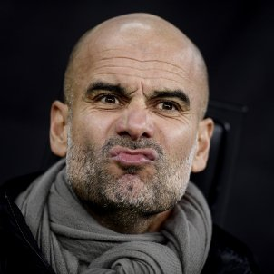 Pep Guardiola EuropaPress