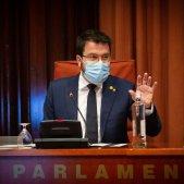 EuropaPress 3236495 vicepresidente generalitat pere aragones comparece parlament catalunya