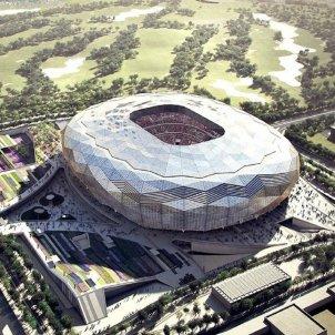 Mundial Qatar 2022 estadi EuropaPress